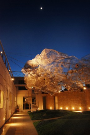 Crystal Chandelier (with Andy Cao)